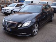 MERCEDES-BENZ E 250 CDI BLUEEFFICIENCY AVANTGARDE