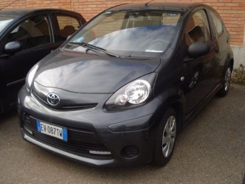 TOYOTA Aygo 1.0 12V VVT-i 3 porte Active Connect