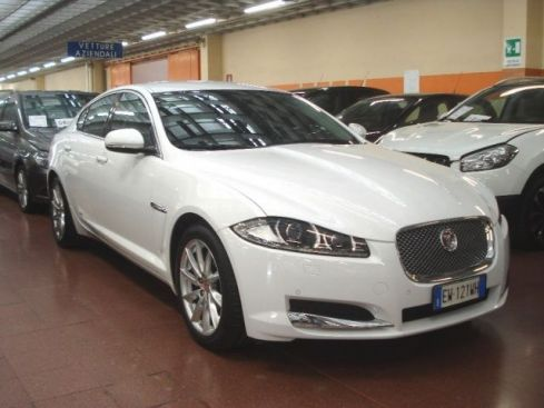 JAGUAR XF 2.2 D 200 CV Business Edition