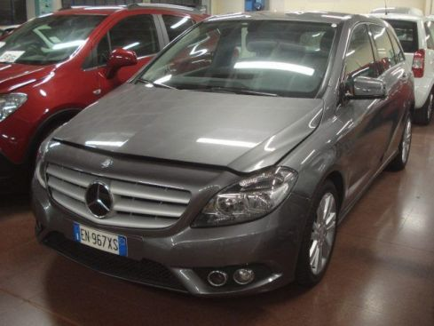 MERCEDES-BENZ B 180 BlueEFFICIENCY Executive