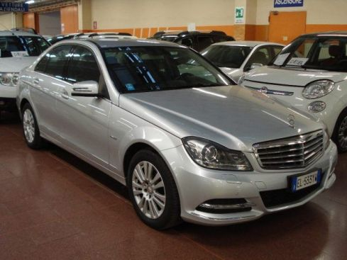 MERCEDES-BENZ C 220 CDI BlueEFFICIENCY Elegance