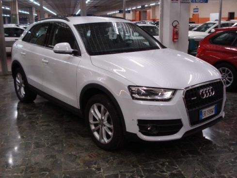 AUDI Q3 2.0 TDI 177 CV Advanced Plus