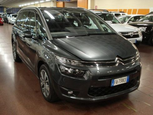 CITROEN Grand C4 Picasso BlueHDi 150 S&S EAT6 Intensive