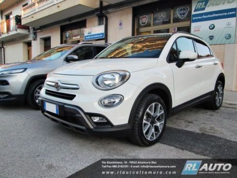 FIAT 500X 1.6 MultiJet 120 CV Cross Pronta Consegna!
