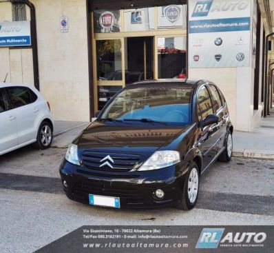 CITROEN C3 1.4 HDi 70CV Exclusive NEOPATENTATI