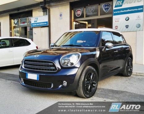 "MINI Countryman Cooper D Countryman Xeno 17"" Unico Proprietario!"