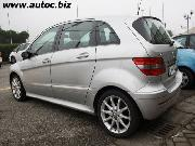 MERCEDES-BENZ B 170 CHROME Usata 2007