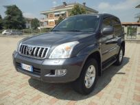 TOYOTA LAND CRUISER 3.0 D-4D 16V CAT 3 PORTE AUT. EXECUTIVE Usata 2004