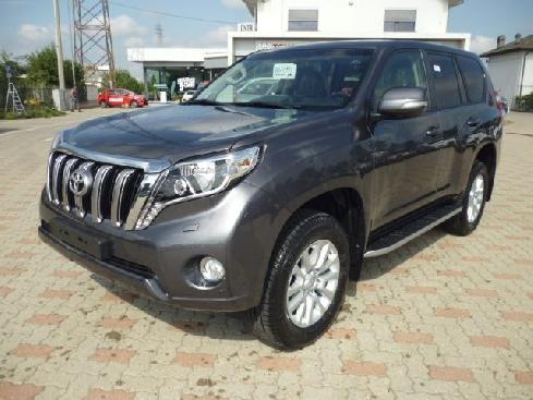 TOYOTA Land Cruiser 3.0 D4-D A/T 5 porte Style MY 14
