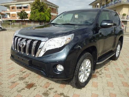 TOYOTA Land Cruiser 3.0 D4-D 3 porte LOUNGE MY 14