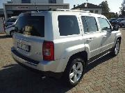 JEEP PATRIOT 2.2 CRD LIMITED Usata 2011