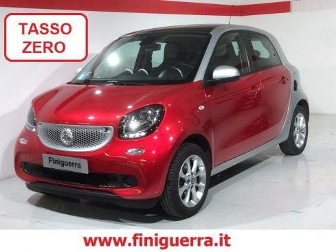 SMART ForFour  forfour 70 1.0 Passion