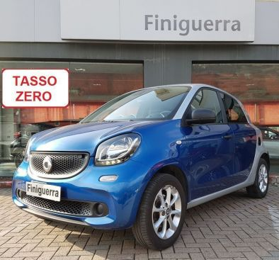 SMART ForFour  forfour 70 1.0 Youngster