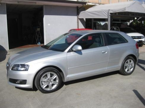 AUDI A3 1.4 16V TFSI Attraction