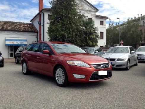 FORD Mondeo 2.0 140 CV TDCI FULL OPTIONAL KM. TAGLIA