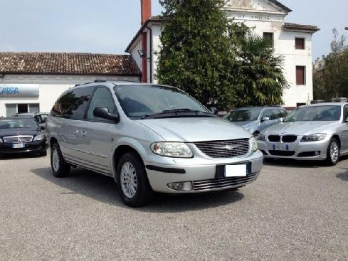 CHRYSLER Grand Voyager 2.5 CRD  7 POSTI  VERS. LIMITED FULL OPT