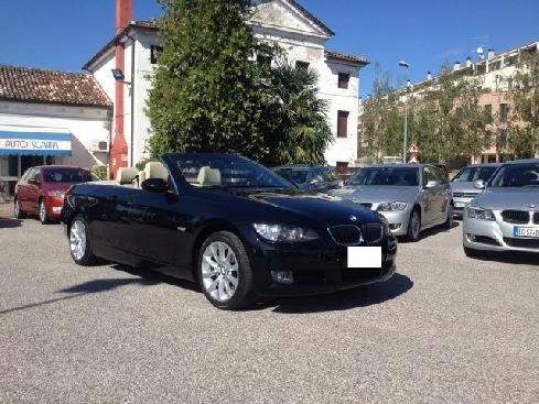 BMW 320 CABRIO FUTURA AUT FULL OPTIONAL INT PELL