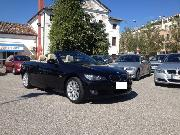 BMW 320 CABRIO FUTURA AUT FULL OPTIONAL INT PELL Usata 2009