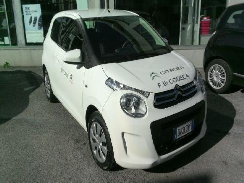 CITROEN C1 1.0 VTi 68 3 porte Feel