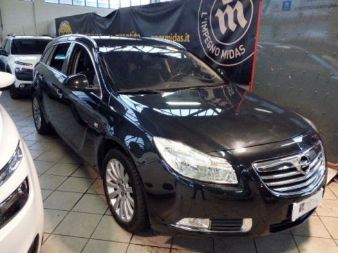OPEL Insignia 1.6 Turbo 180CV Sports Tourer Cosmo