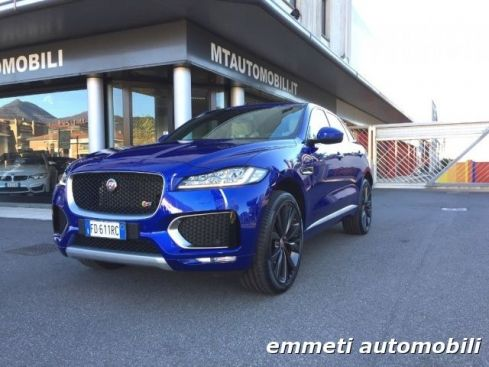 JAGUAR F-Pace 3.0d V6 300 CV AWD aut. First Edition
