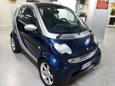 SMART ForTwo 800 coupé passion cdi Aut.