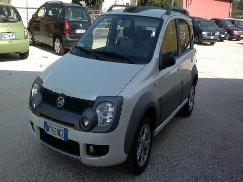 FIAT Panda 1.2 Cross Natural Power