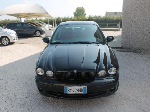 JAGUAR X-Type 2.5 V6 24V cat Sport