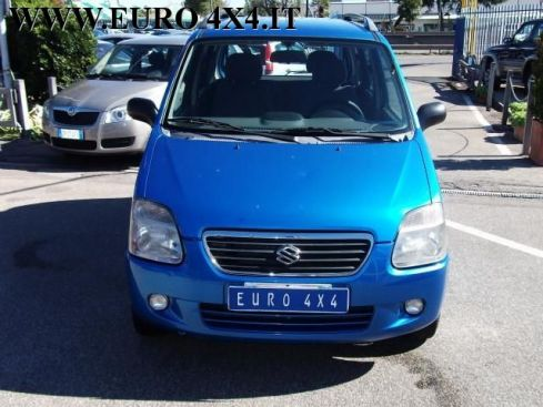 SUZUKI Wagon R+ 1.3i 16V cat GL