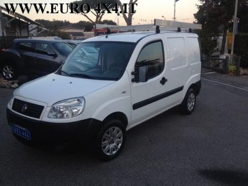 FIAT Doblò 1.4 T-Jet Natural Power metano