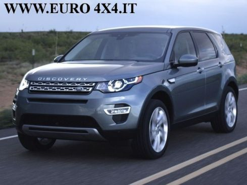 LAND ROVER Discovery Sport 2.0 TD4 150 Auto Business Edition Pure