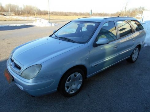 CITROEN Xsara 2.0 HDi cat S.W. Exclusive