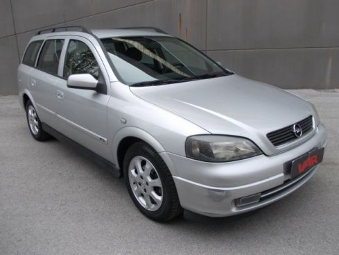 OPEL Astra 1.6i 16V twin port cat Station Wagon Sport