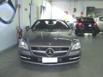 MERCEDES-BENZ SLK 200 BLUEEFFICIENCY SPORT Usata 2012