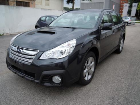 SUBARU Outback 2.0D AWD TREND LEATHER MY 2014 NUOVO