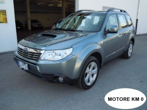 SUBARU Forester 2.0D XS AWD  MOTORE NUOVO