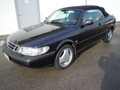 SAAB 900 2.0i turbo 16V cat Cabriolet SE