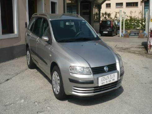 FIAT Stilo 1.9 JTD Multi Wagon
