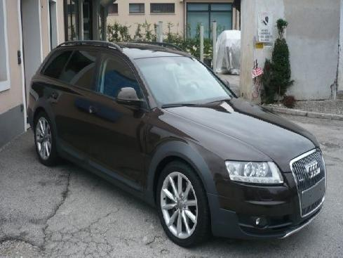 AUDI A6 Allroad 2700 TDI QUATTRO ADVANCED