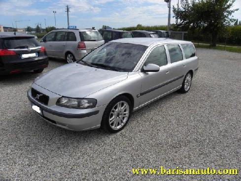 VOLVO V70 2.4i turbo 20V cat T