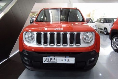 JEEP Renegade 2.0 MJET 4X4 LIMITED