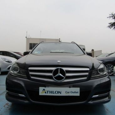 MERCEDES-BENZ 220 CLASSE C C220 CDI EXECUTIVE CAMBIO AUT.
