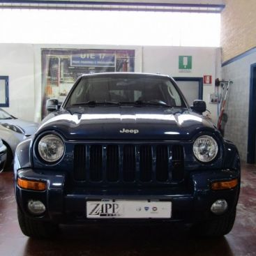 JEEP Cherokee 2.8 TD LIMITED 5P