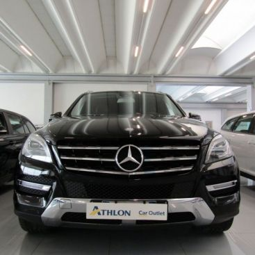 MERCEDES-BENZ ML 350 CLASSE M ML 350 BLUETEC SPORT