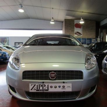 FIAT Punto 1.4 NATURAL POWER BZ/METANO 5P