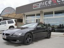 BMW 635 D CAT CABRIO SUPER FULL Usata 2009