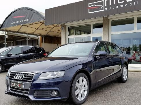AUDI A4 Avant 2.0 TDI 143CV F.AP. Advanced NAVI