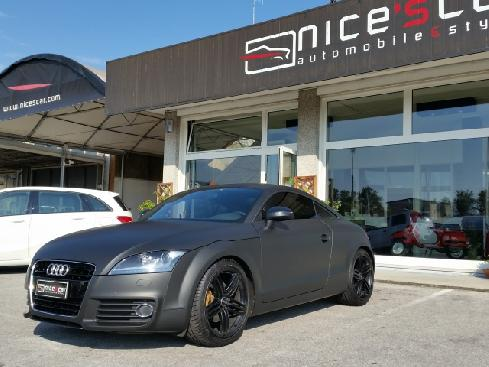 AUDI TTS Coupé 1.8 TFI tronic Advanced Plu