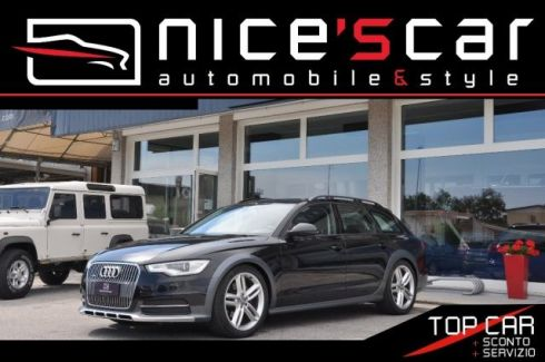 AUDI A6 Allroad 3.0 TDI 245 CV S tronic Business plus