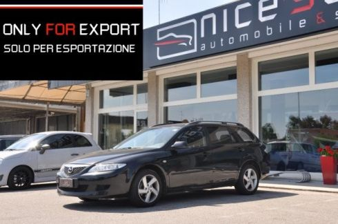 MAZDA 6 2.0 CD 16V/136 Wag. Tour. * EXPORT